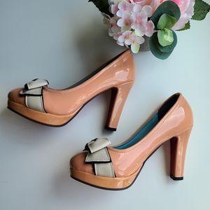 👠Retro Style Heels